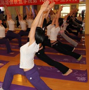 国际瑜伽学院加盟加盟图片