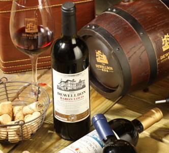 德威堡红酒加盟图片