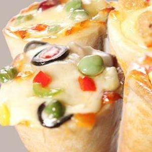 疯味派甜筒比萨