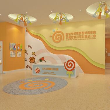 美糖幼儿园加盟图片