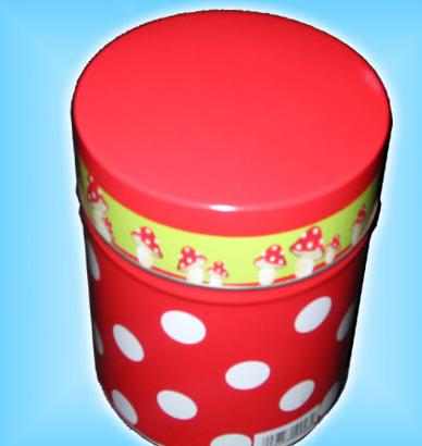 马口铁罐加盟图片