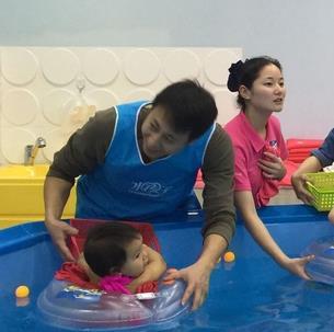 水孩子加盟图片