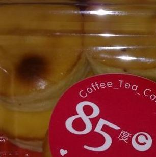 85度C面包加盟