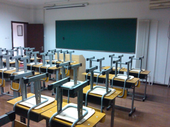高考培训教室布置设计图片