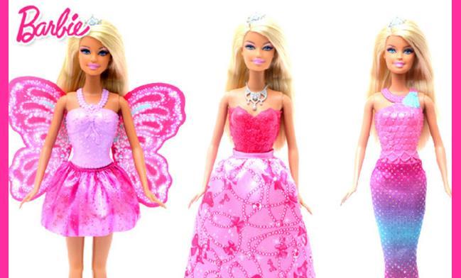 6,店铺设计与装修   芭比娃娃公司根据店铺情况设计装修图与陈列图