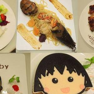 樱桃小丸子主题餐厅