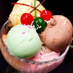 乐可可冰淇淋