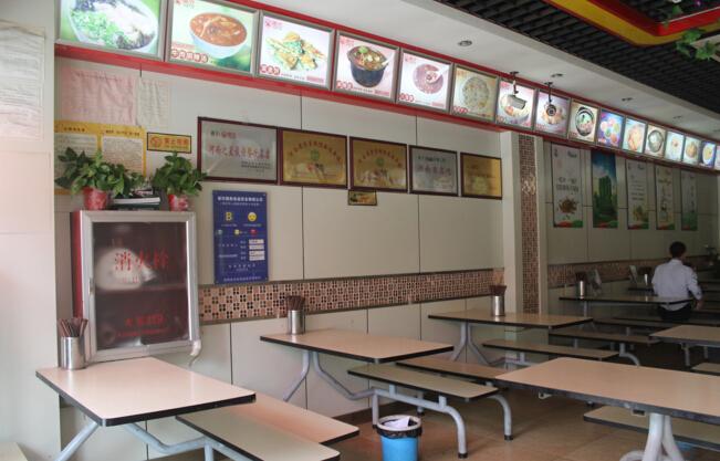 60平米早餐店装修图片