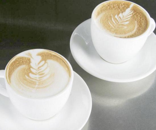 圣贵兰咖啡加盟图片