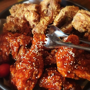 韓國炸雞(ji)