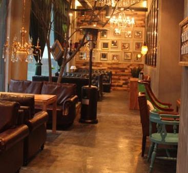 北京主题咖啡厅加盟