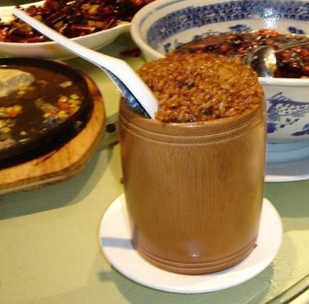 北京竹筒饭加盟