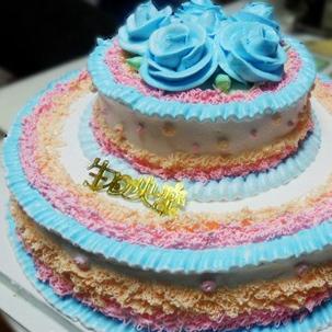 雪贝尔艺术蛋糕坊