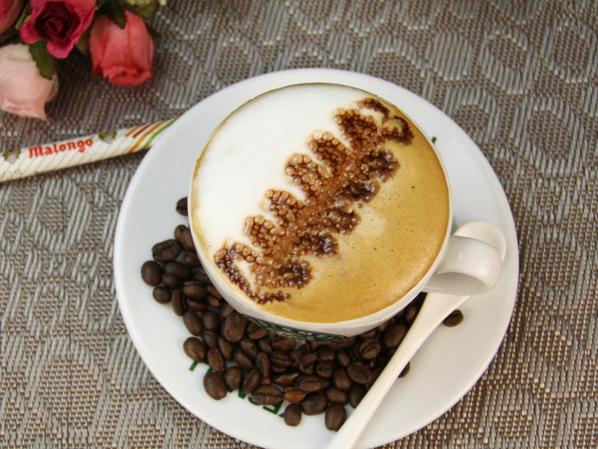 好喝的咖啡加盟图片
