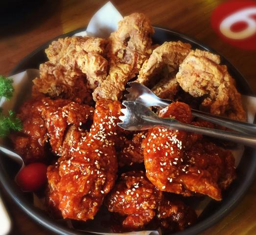 C&Bhanguo炸鸡