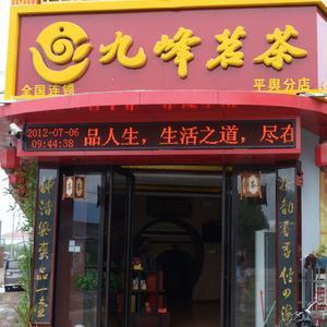 福建九峰茗茶