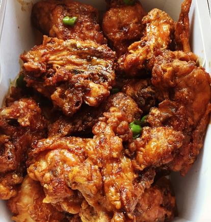 鄭州延慶觀炸雞