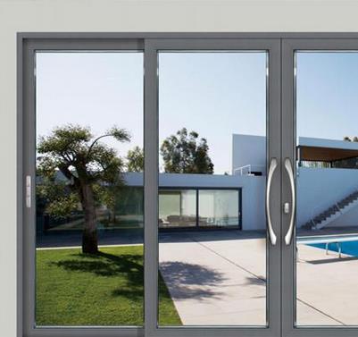 安格尔铝合金门窗加盟图片