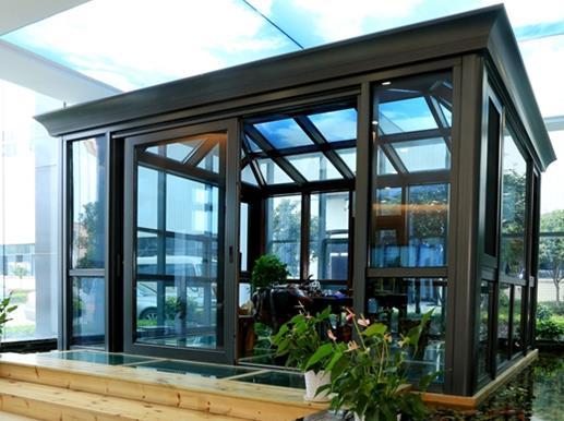 居美嘉品铝合金门窗加盟图片