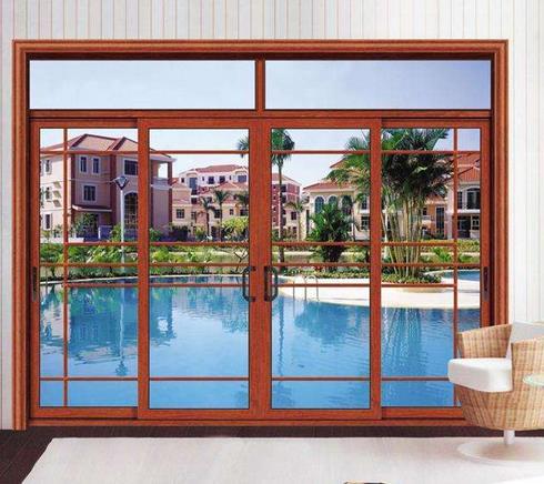 百禄莱铝合金门窗加盟图片