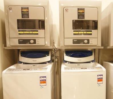 润之杰自助洗衣加盟图片