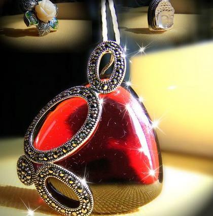 火人珠宝饰品加盟图片