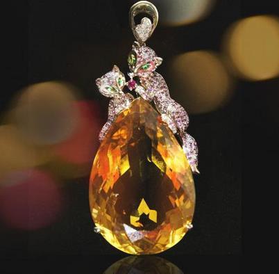 臻阳珠宝饰品加盟图片