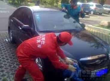 邦仕上门洗车加盟
