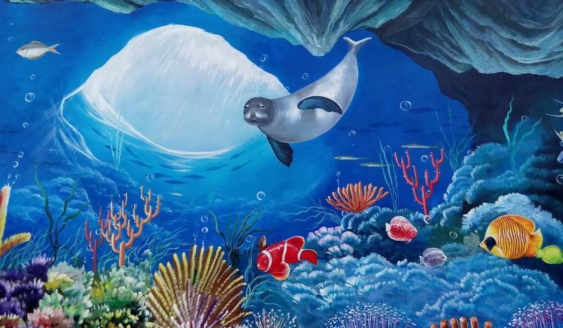 神奇创意水族馆加盟