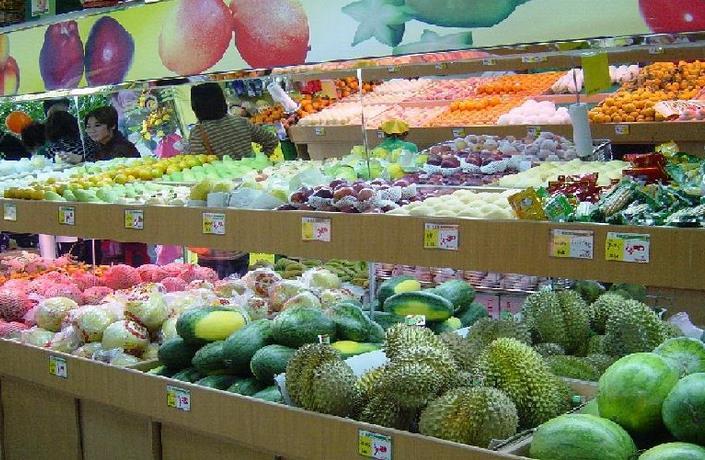 长沙水果超市加盟