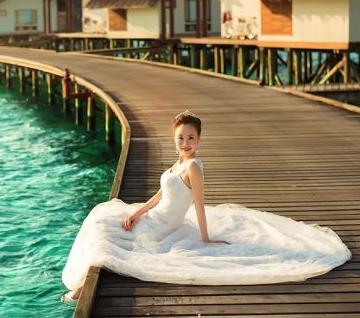 真爱之旅婚纱摄影加盟图片
