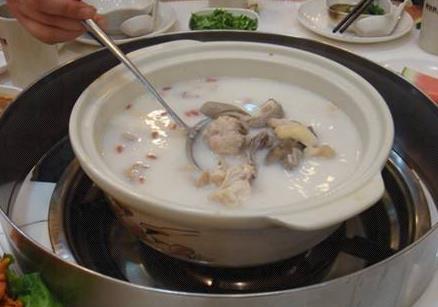 捞王猪肚鸡