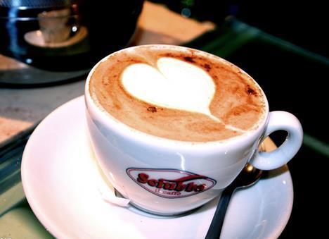 维也纳咖啡加盟图片