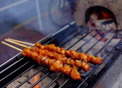 新疆烤羊肉串诚邀加盟