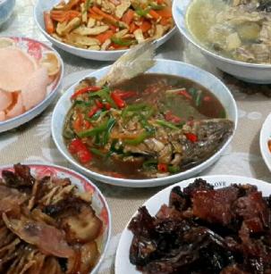 美食家常菜