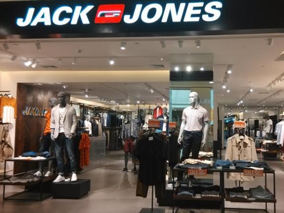杰克琼斯男装加盟图片