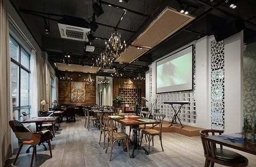 音乐餐厅怎么装修-音乐餐厅装修效果图_胡桃里音乐钱