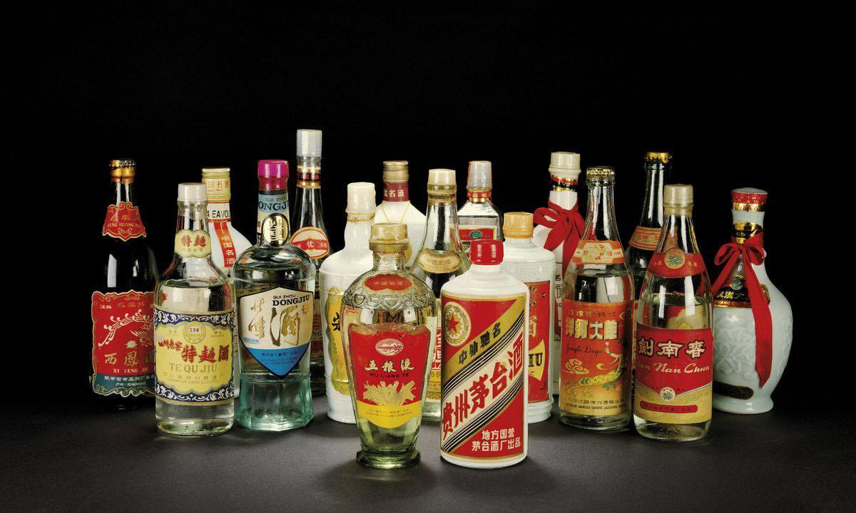 白酒人均_喝白酒图片