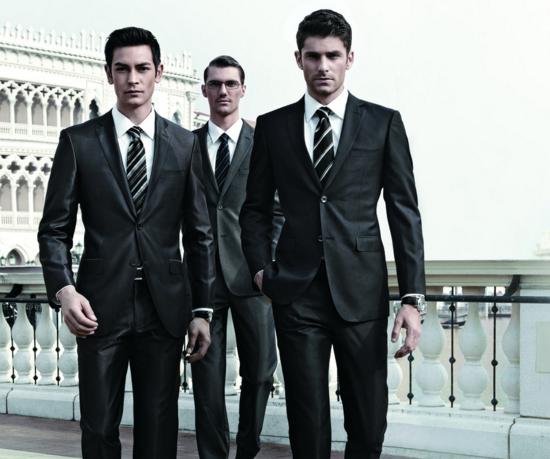 时尚起义男装加盟图片