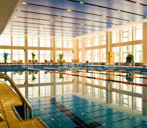 水汇游泳健身会所加盟图片