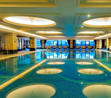 快乐游泳健身会所