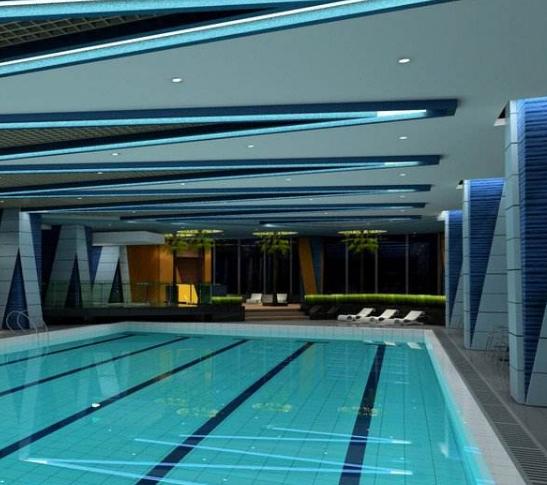 家和游泳健身会所加盟图片