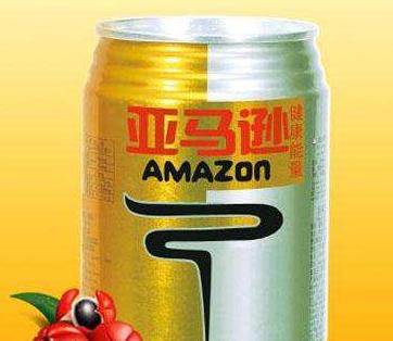 亚马逊功能饮料