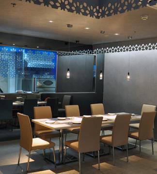 凱樂文地中海餐廳