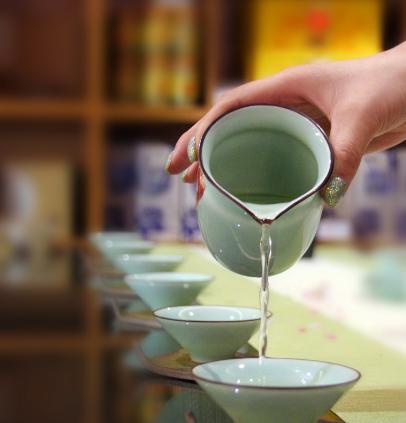 么么茶加盟图片