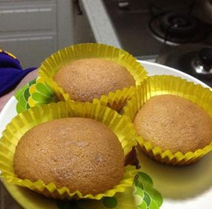 蜂蜜南瓜蛋糕