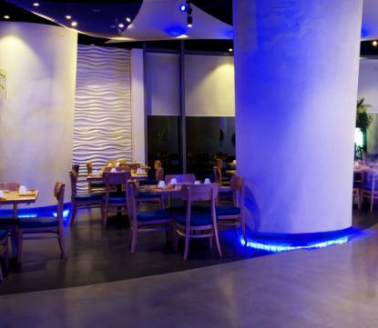 海上餐厅加盟图片