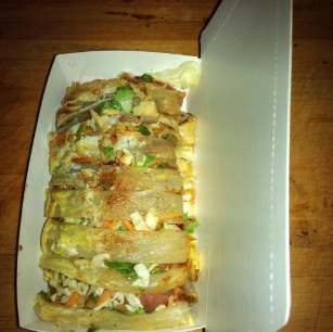 韩式烤冷面