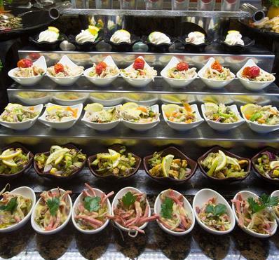 上海自助餐