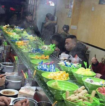 北京旋转小火锅加盟